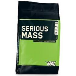Serious Mass 12lb Vanilla Vanilla