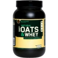 Natural Whey & Oats 3lb Cho Chocolate