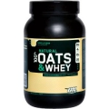 Natural Whey & Oats 3lb Van Vanilla