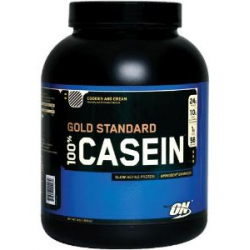 100% Casein Gld Std 5lb Coo Cookies & Cream