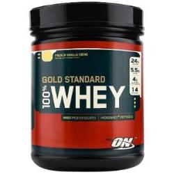 100% Whey Gold Std 1lb V Ic Vanilla Ice Cream