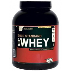 100% Whey Gold Std 5lb Wh C White Chocolate