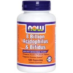 Acidoph/bifidus 120c (8 Billion)